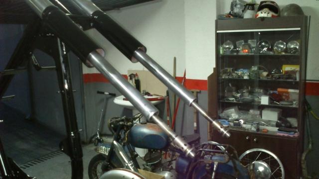 De vuelta a la carretera: Bultaco Tralla 102 N554lz