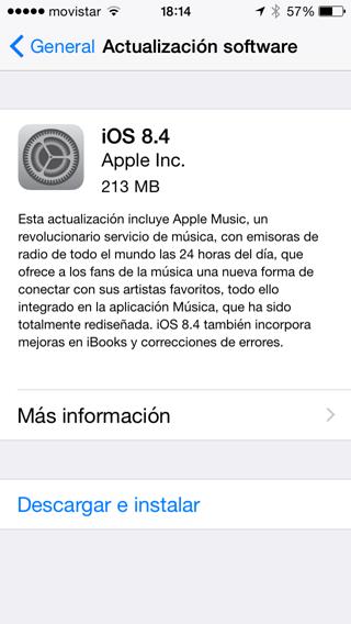 """Apple Music: probando el nuevo servicio de streaming """"a la bilbaína"""" Nvbmkl"""