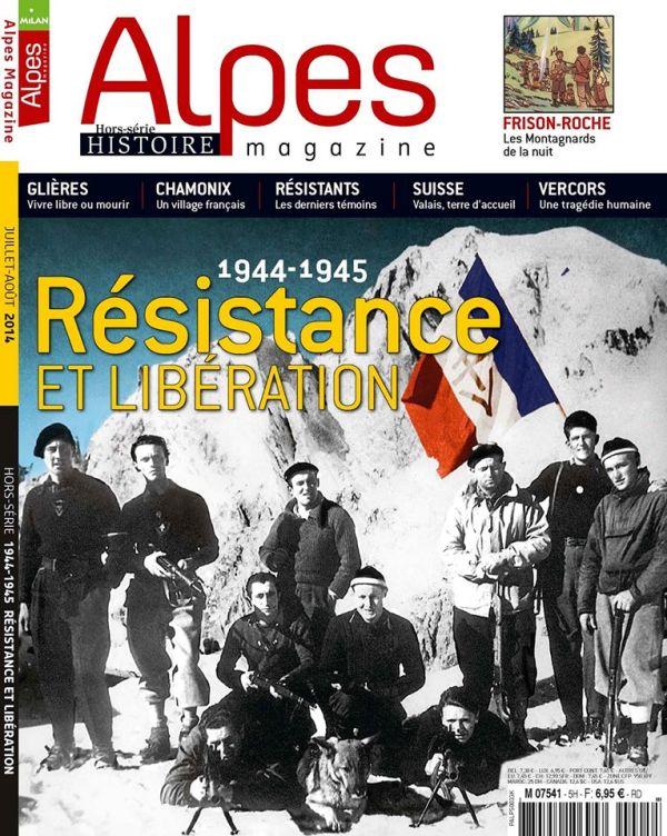 Résistance dans Les Alpes Nx884z