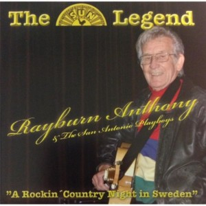 Rayburn Anthony - Discography (24 Albums) Nxmrt