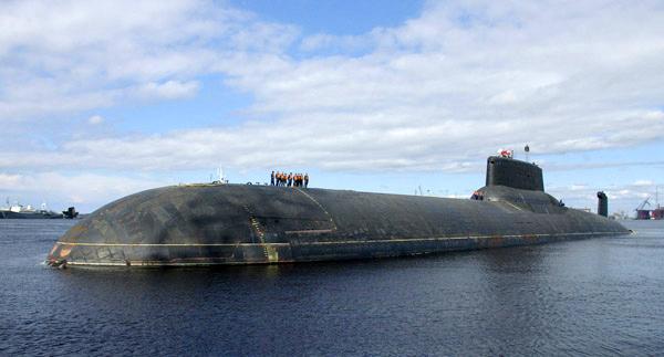 """Sous-marins """"Projet 941 Akula"""", insignes et médailles O018x1"""