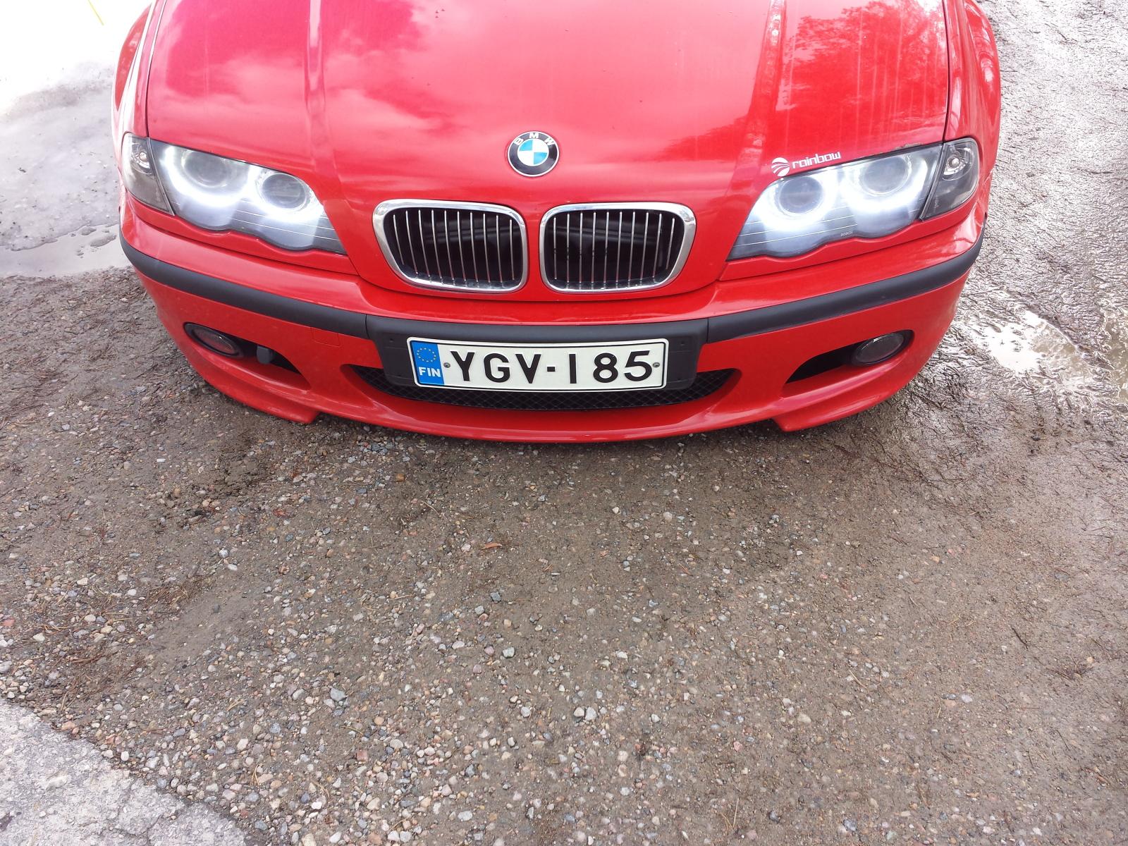 BMW E46 328I -98 -ensikosketus uuteen harrastukseen. Op9zqr