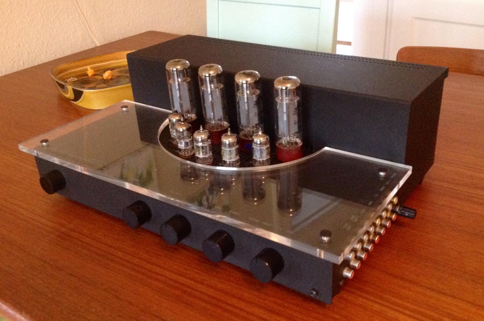 Audio Innovations Plhs2