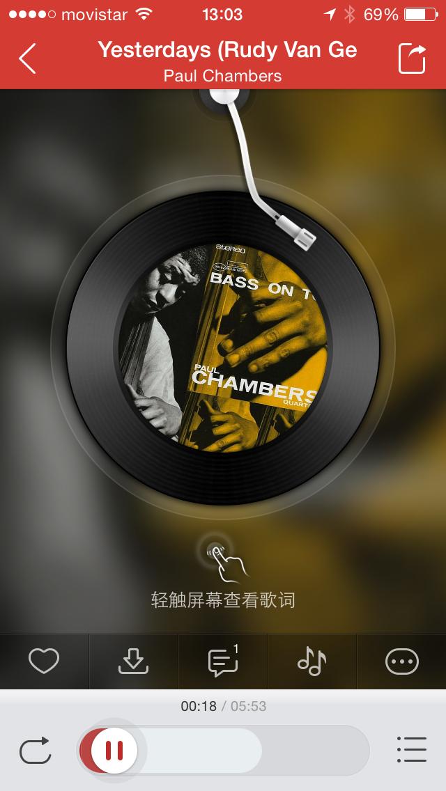 Spotify a lo chino :: NetEase Cloud Music = Streaming 320kbps + descarga sin DRM [gratuito y sin anuncios] Prpts