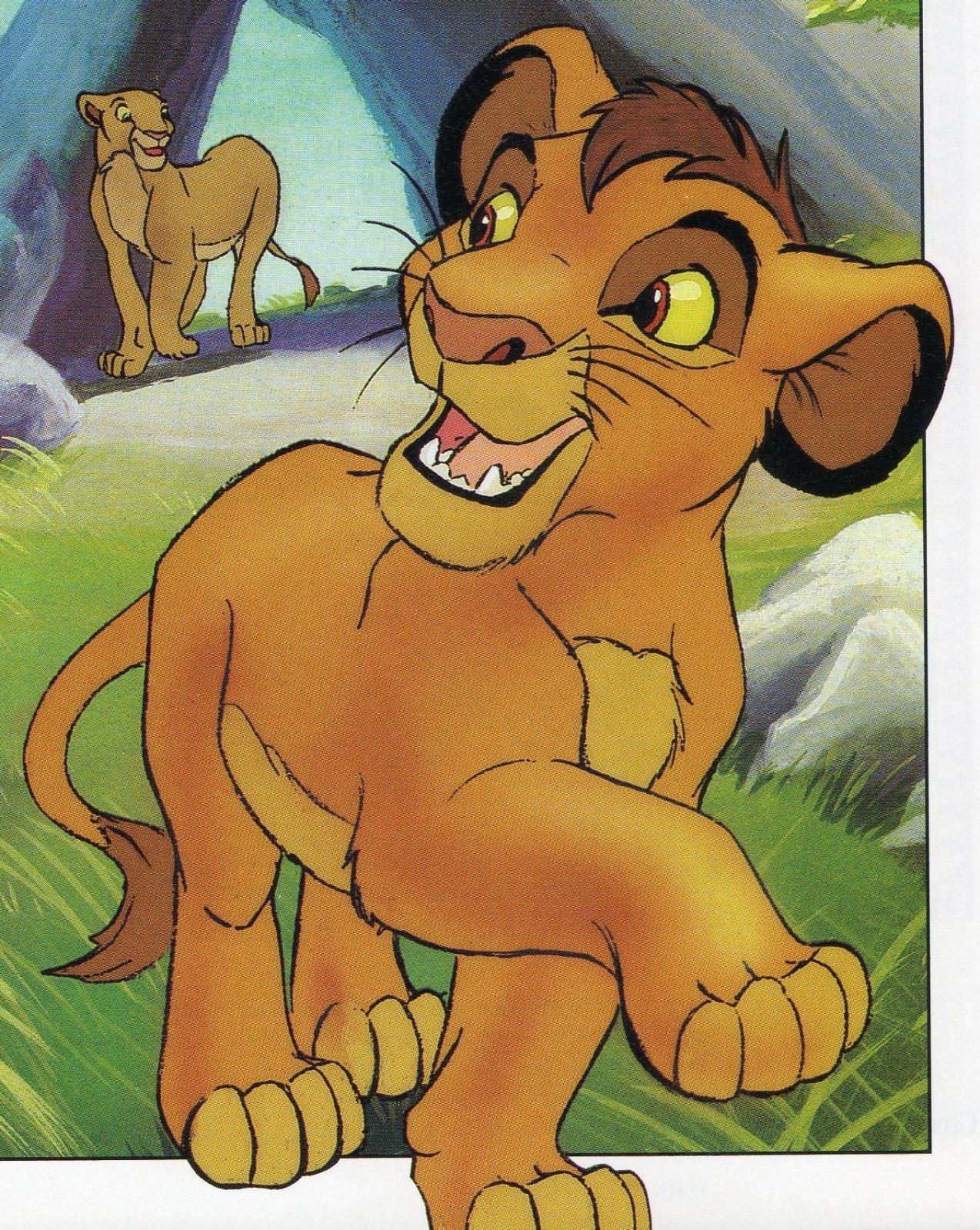 el color de los leones  R761zd