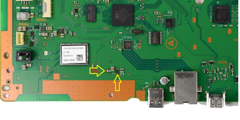 PS4 não conecta com controle Rqxm39