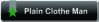 Plain Clothe Man