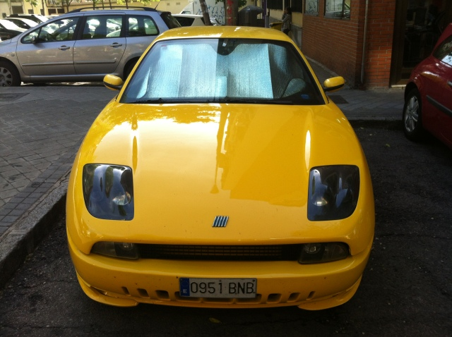 Vendo Fiat Coupe 2.0 16v Turbo Plus Saxxxh