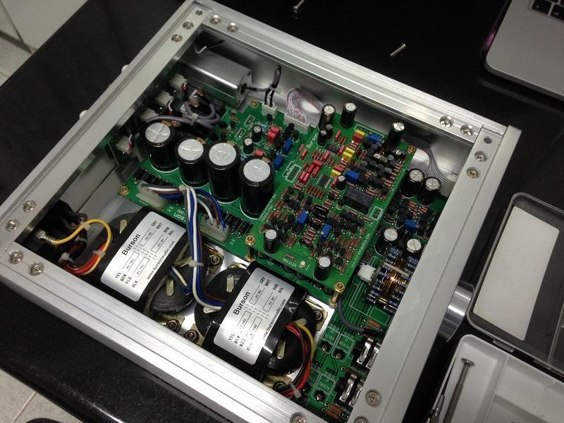 Problemas con el módulo USB de mi Burson Audio HA-160D: RESUELTO Sbbm