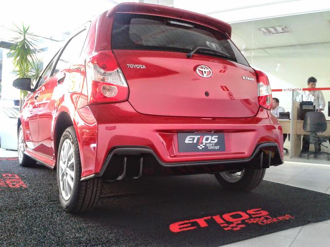 Etios Sport Concept da OSAKA BH Sbhf9i