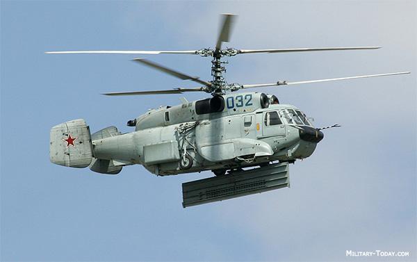 مروحية الاواكس الروسية KA-31  Sexbhe