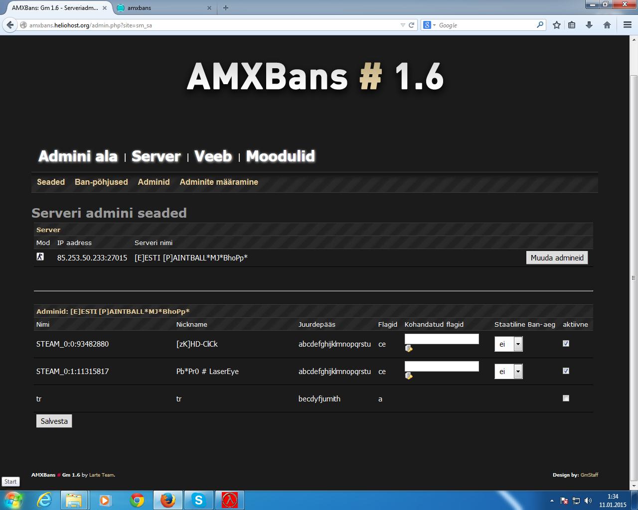 amxbans V4o2li
