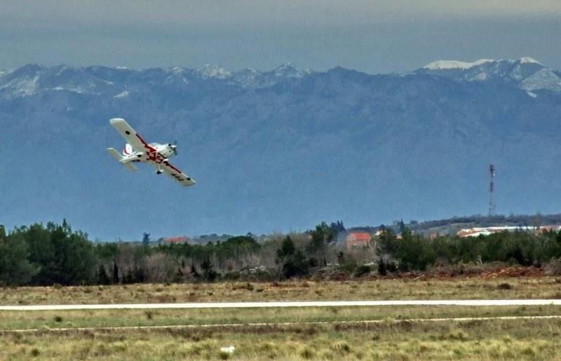 Aerodrom Zemunik Zadar W0q9sh
