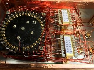 Входные трансформаторы - аттенюаторы W7nbdt