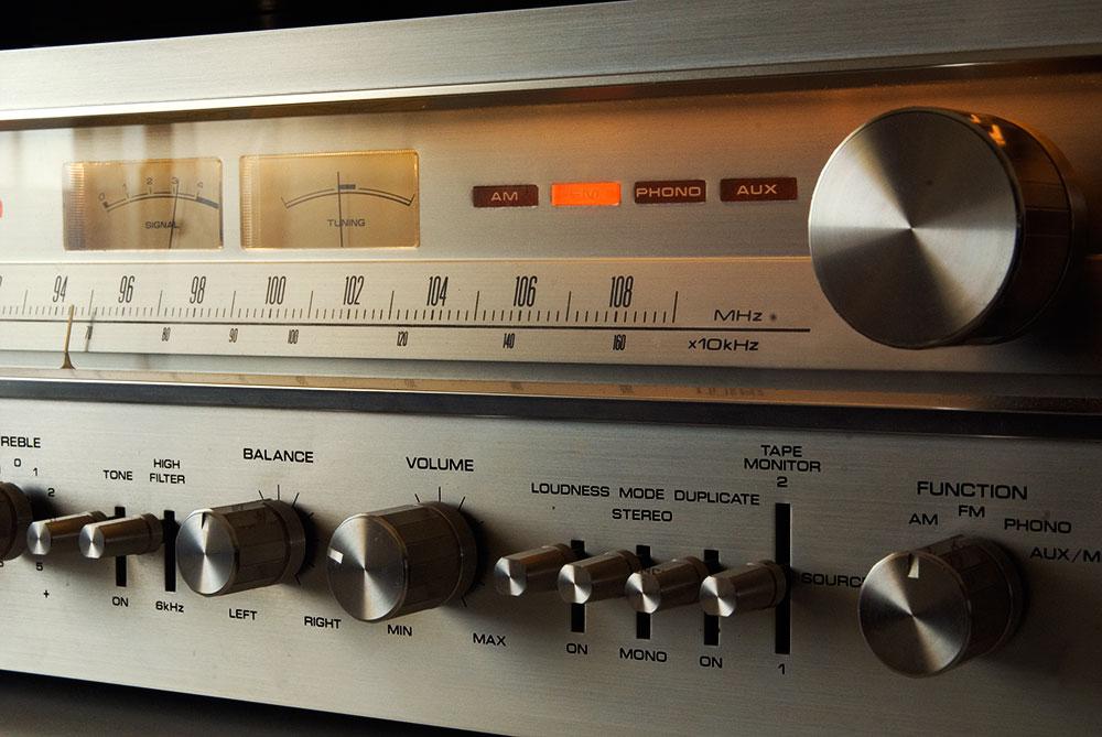 Pioneer SX-750 Wj9x00