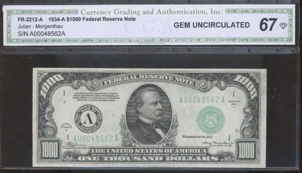 1000 dólares USA (FR. 2212-A) Wjjb4w