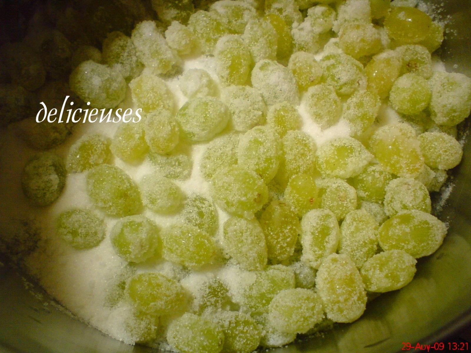 Σταφύλι γλυκό του κουταλιού Wtxhl1