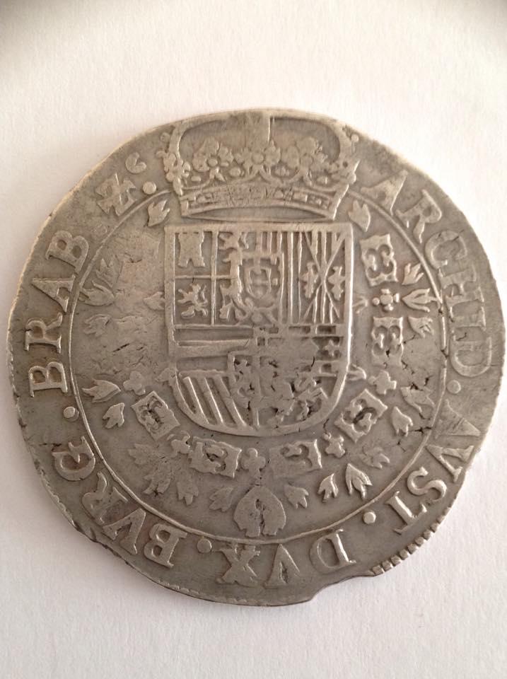 Patagon 1678 Bruselas (Joris dedit) X0nvio