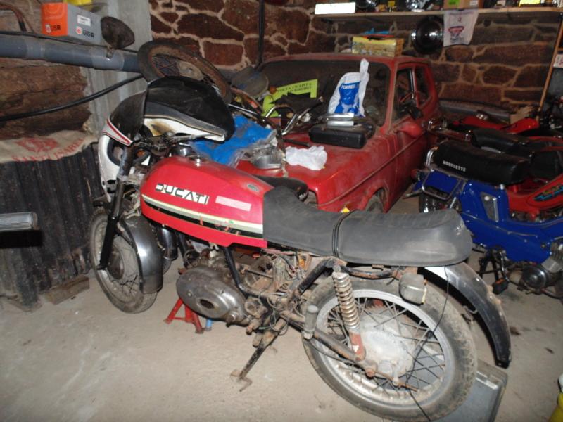 Ducati Strada 250 1979 X5bek0
