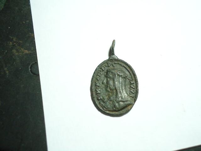 Santa María Magdalena de Pazzi / San Pedro de Alcántara (R.M. SXVII-O342) Xbyal0
