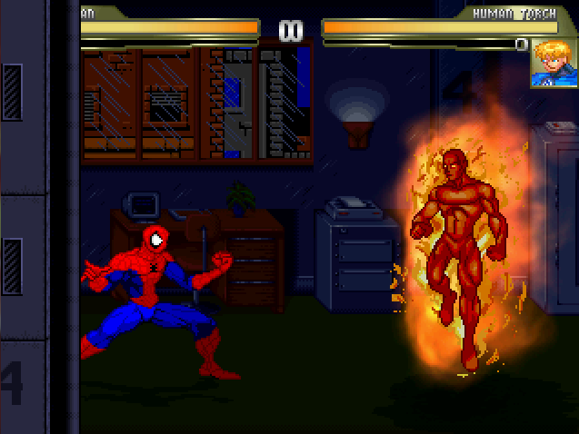 Spider-Man & Venom: Maximum Carnage Stages Xdz515