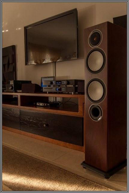 Sistema stereo Xlauz8