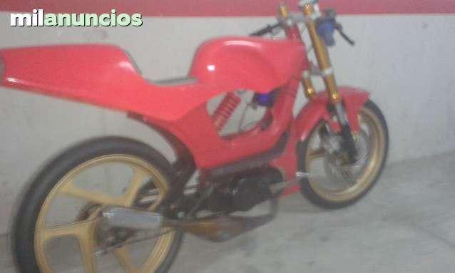 Derbi Variant Racing Xmo4kn