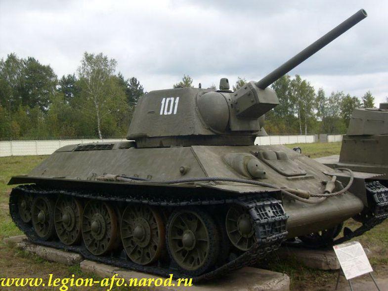 T-34-76 ICM 1/35 - Страница 2 Znl88w