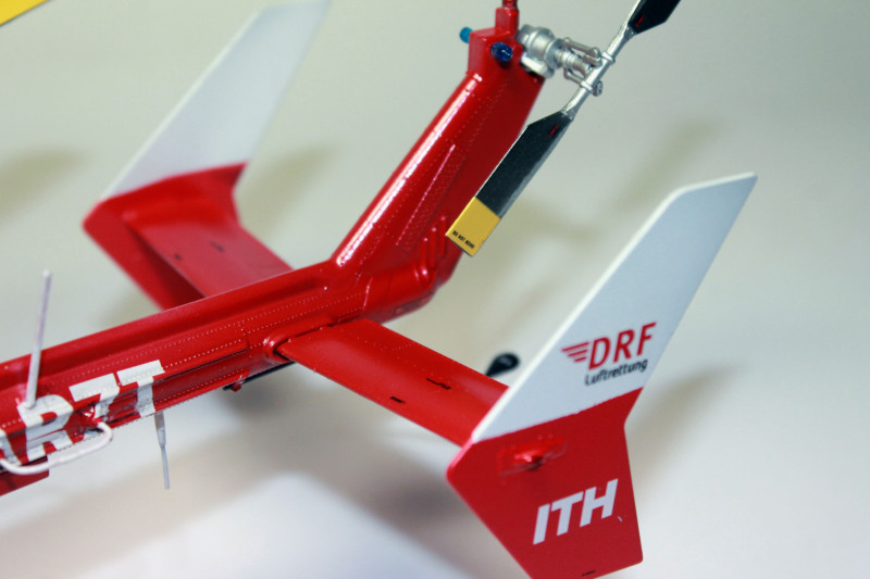 Airbus EC145 DRF Luftrettung (Revell 1/32) Zvargl