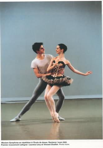 Corps du ballet de l'opéra de Paris (CORYPHÉES) 1262ybm