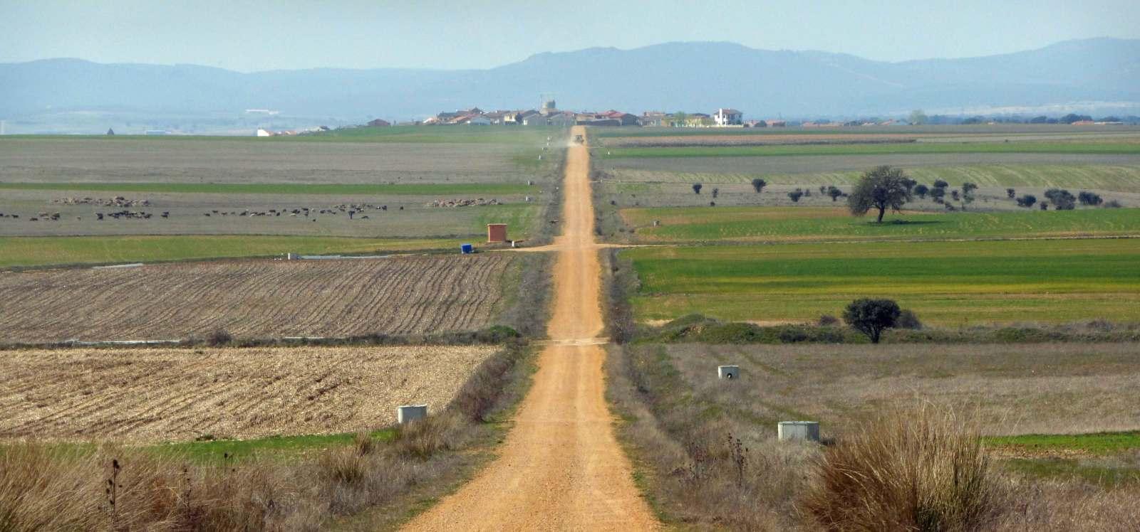 plata - Vía de la Plata-Camino Sanabrés (Sevilla-Santiago). - Página 2 110yij4
