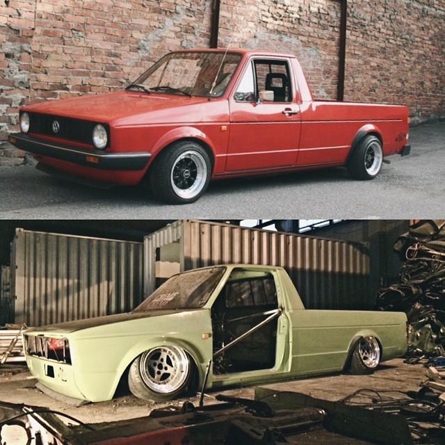 john_gleasy: Rauhakylä Low Lows: VW Caddy 1987 + Allu A6 - Sivu 5 119x7k0