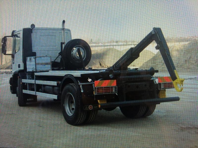 Iveco Trakker 4x4 multilift 11hqxoo