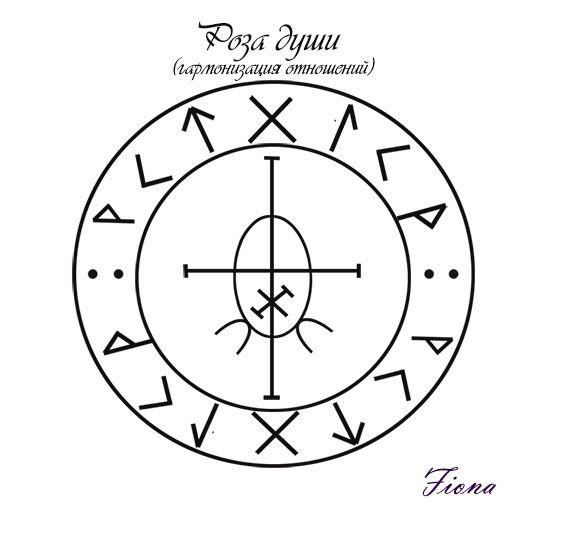 Роза души (мягкий приворот, гармонизация секс. отношенй 1232oia