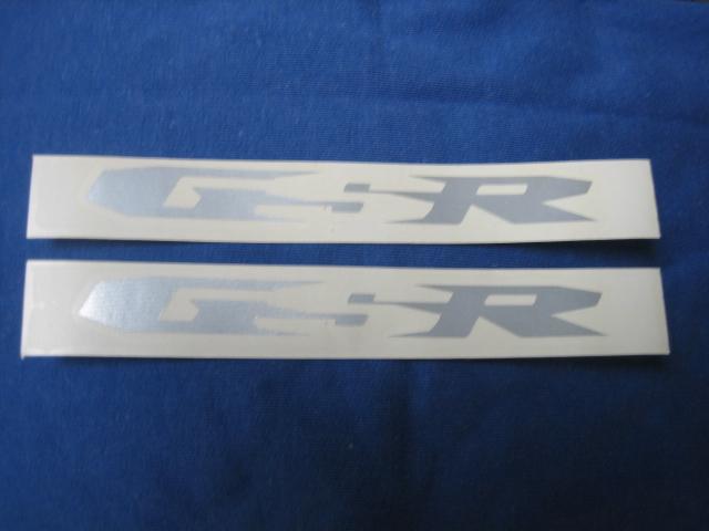 """Suzuki GSR 600 """"Fiction"""" 126frs6"""