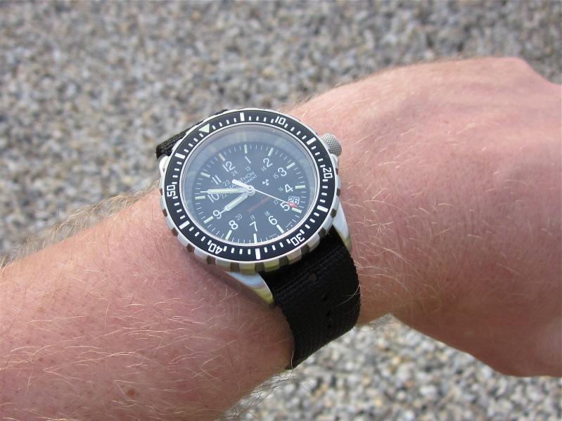 Les autres marques de montres de plongée 140j9j6