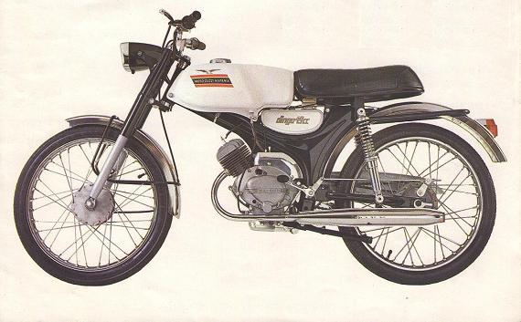 Moto-Guzzi Hispania Dingo - Todos los modelos 141mtyr