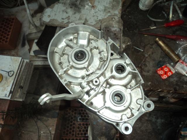 Mi primer proyecto: Montesa Ciclo 144fpw