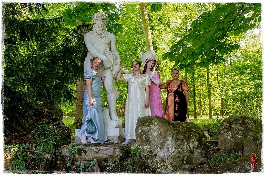 Francia - Castillo de la Malmaison (cerca de París) salida en traje primer imperio 10/05/2015 14uym4o