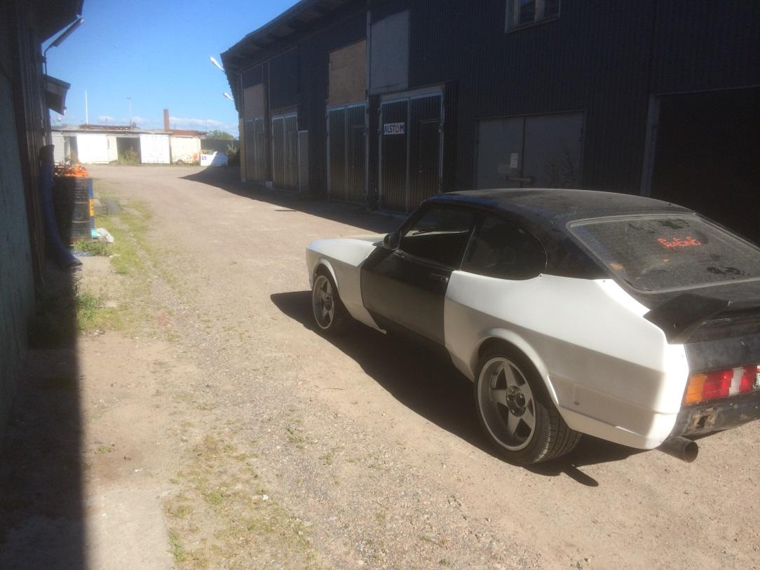 Håcke - Ford Capri Turbo Bromsad 502,2whp 669,9wnm 15fgl4y