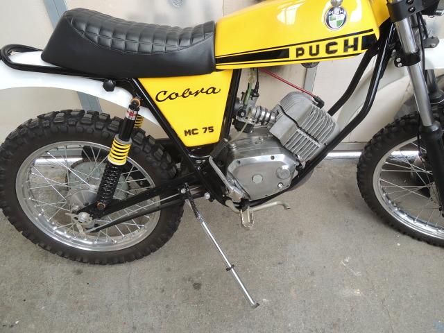 Palanca arranque Puch Cobra MC75 15nt1m1