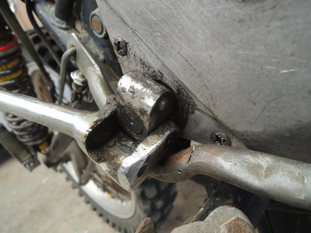 Palanca arranque Puch Cobra MC75 15s926s