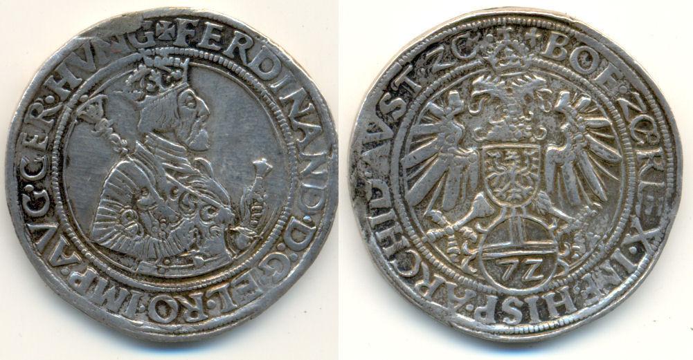 MI ULTIMA ADQUISICION Austria Tirol Ferdinand I (1521-1564) - Página 2 16kciro
