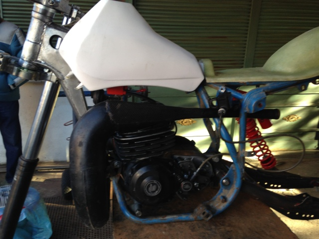 Proyecto Bultaco Pursang Supercross 250 18p215