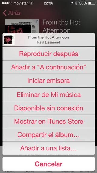 """Apple Music: probando el nuevo servicio de streaming """"a la bilbaína"""" 19eeu"""
