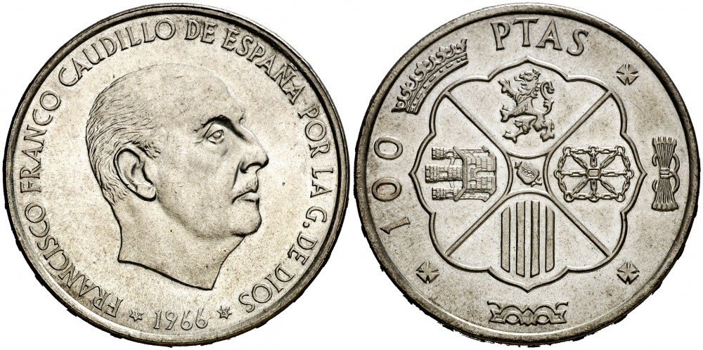 100 pesetas año 69 . Estado Español . estrella trucada?? - Página 2 1z14bhy