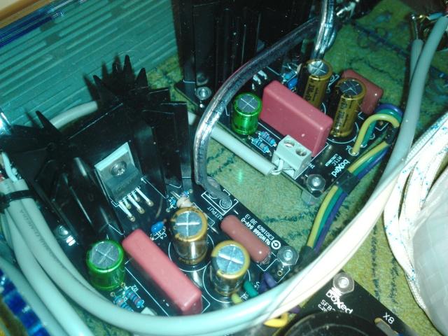 Kit amplificador HUM 1zvvo85