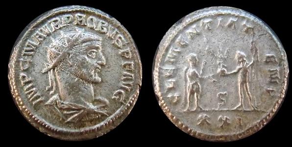 Identification monnaie Romaine (probablement) 1zxlixe