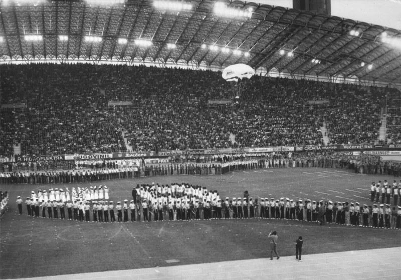 8 Mediteranske Igre Split 1979 20jrdzr