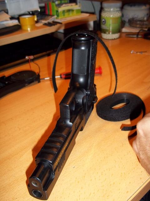 TUTORIAL: Evitar Pérdidas de Cargador en Pistola 21erkgi